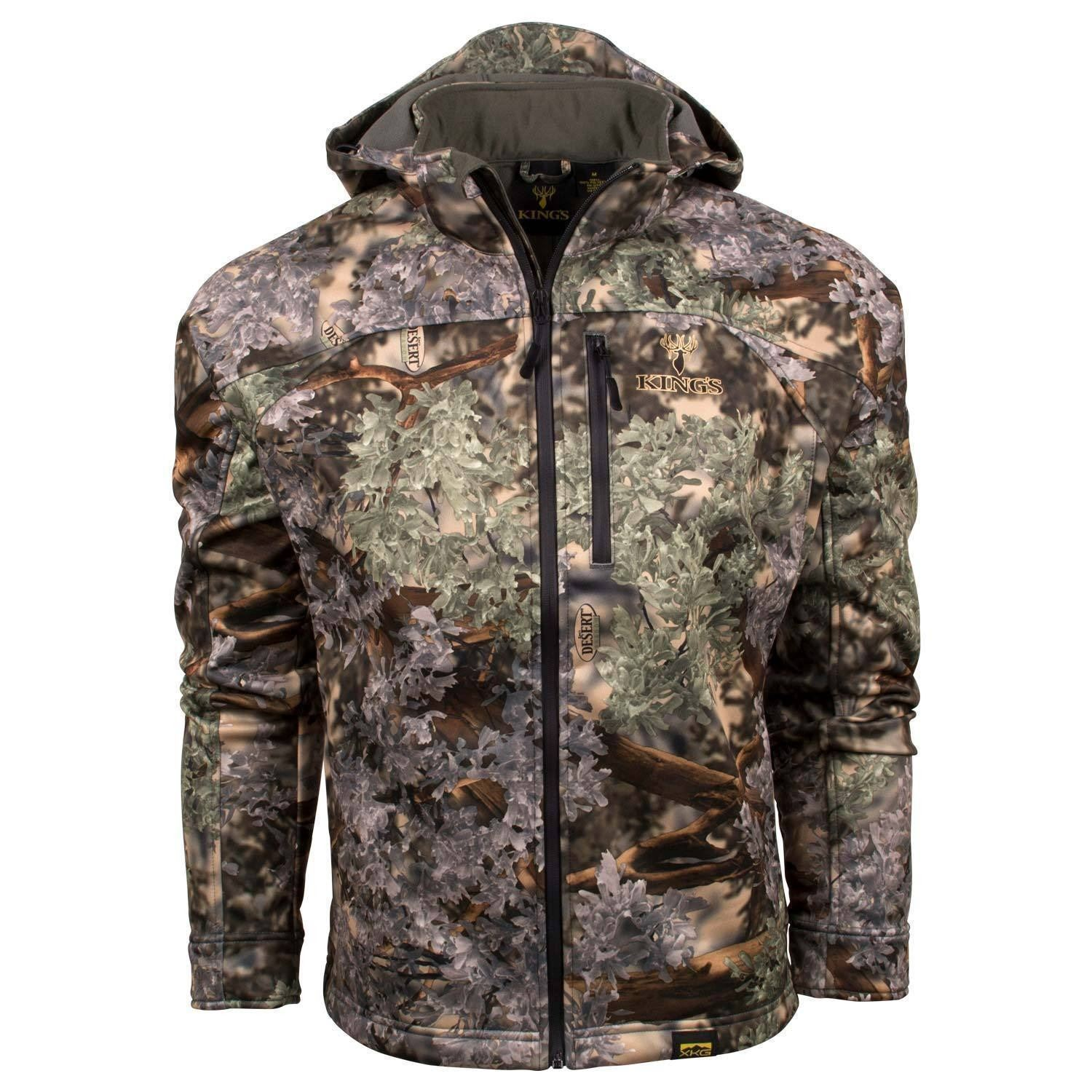 2019 Display Item - The Six Piece XKG Bundle from King's Camo- Sold As Is