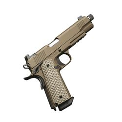 KIMBER DESERT WARRIOR IN .45 ACP FRIENDS OF WSF