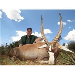 8 - DAY IMPALA, BLESBUCK, BLUE WILDBEEST AND ZEBRA HUNT FOR 2 HUNTERS AND 2 - NON HUNTERS (Trophy fe