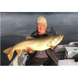 3 - DAY FISHING TRIP FOR 2 AT WELLESLEY LAKE, YUKON (PROCEEDS FROM THIS DONATION WILL BENEFIT THE 1