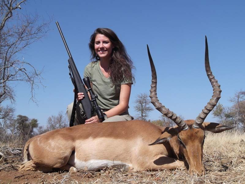 5 - DAY HUNT FOR 3 BLUE WILDEBEEST AND 3 IMPALA FOR 3 HUNTERS EACH HUNTER TO TAKE ONE EACH (Trophy F