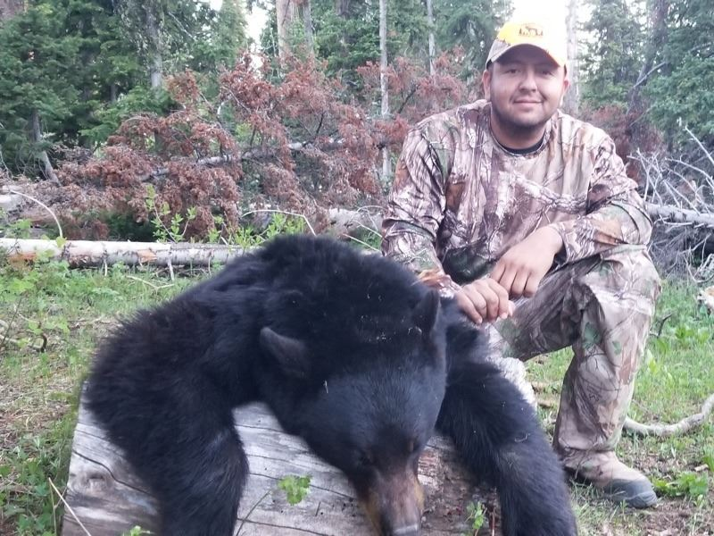 5 - DAY BLACK BEAR HUNT FOR 1 HUNTER (100% FULLY DONATED) BIG COUNTRY OUTFITTERS