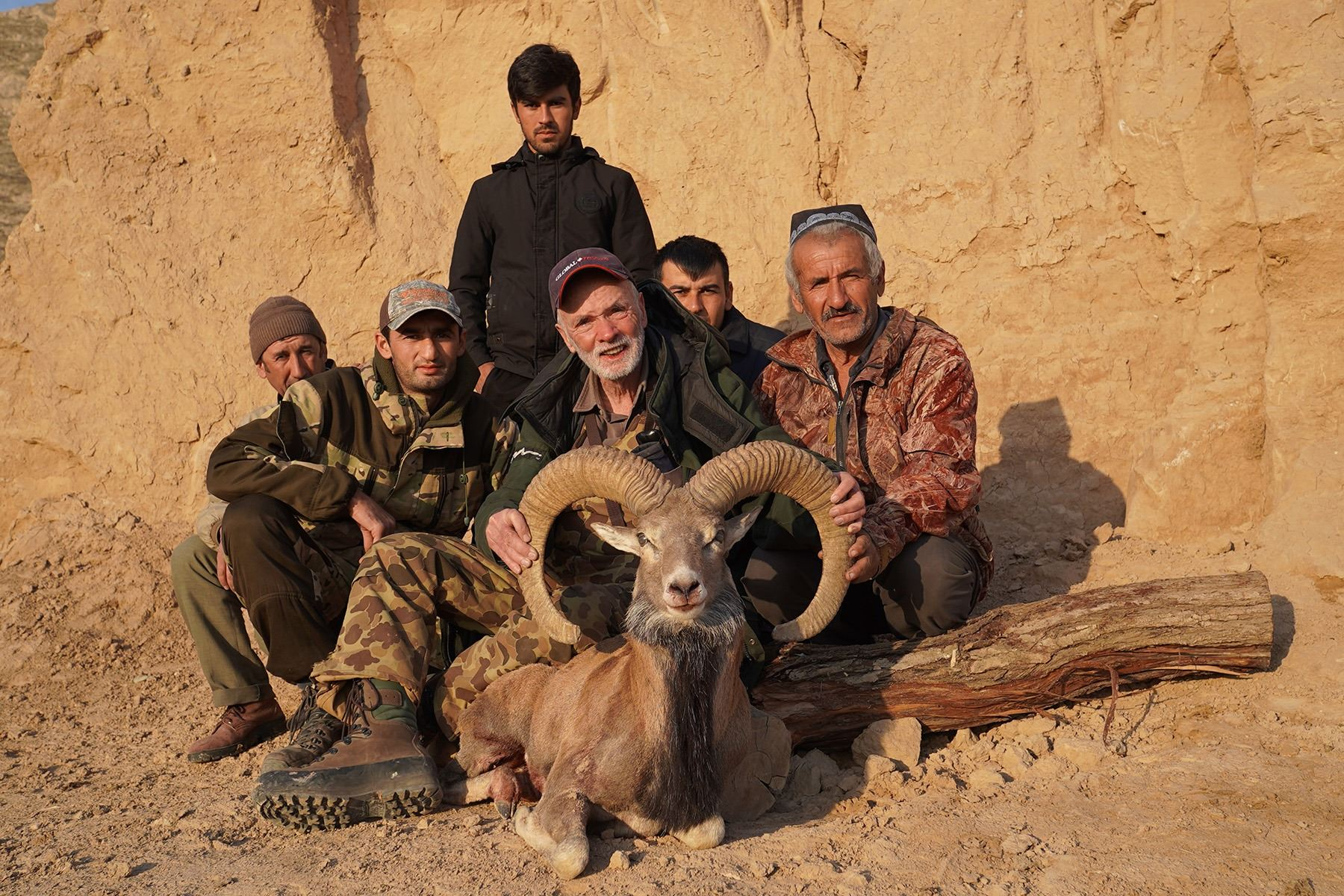 TAJIKISTAN URIAL CONSERVATION PERMIT  COMMITTEE OF THE ENVIRONMENTAL PROTECTION UNDER THE GOVERNMENT