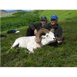ALASKA CHUGACH DALL'S SHEEP PERMIT ALASKA DEPARTMENT OF FISH & GAME