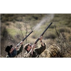 3 - DAY DOVE HUNT IN ARGENTINA FOR 8 HUNTERS (100% FULLY DONATED) DAVID DENIES BIRD HUNTING