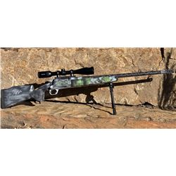 RMP ELITE SERIES 6.5 CREEDMOOR (Limited Edition WSF) (100% FULLY DONATED) RMP RIFLES