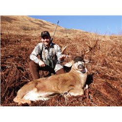 7 - DAY SITKA BLACK TAIL DEER FOR 2 HUNTERS (100% FULLY DONATED) KATMAI GUIDE SERVICE