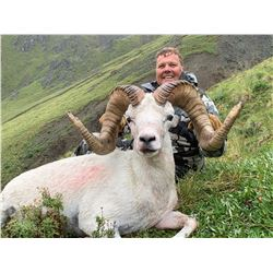 KLUANE FIRST NATION DALL'S SHEEP PERMIT DICKSON OUTFITTERS LTD. & KLUANE FIRST NATION (KFN)