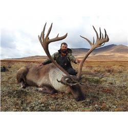 10 - DAY MOUNTAIN CARIBOU HUNT FOR 1 HUNTER WITH TAHLTAN OUTFITTERS TAHLTAN OUTFITTERS