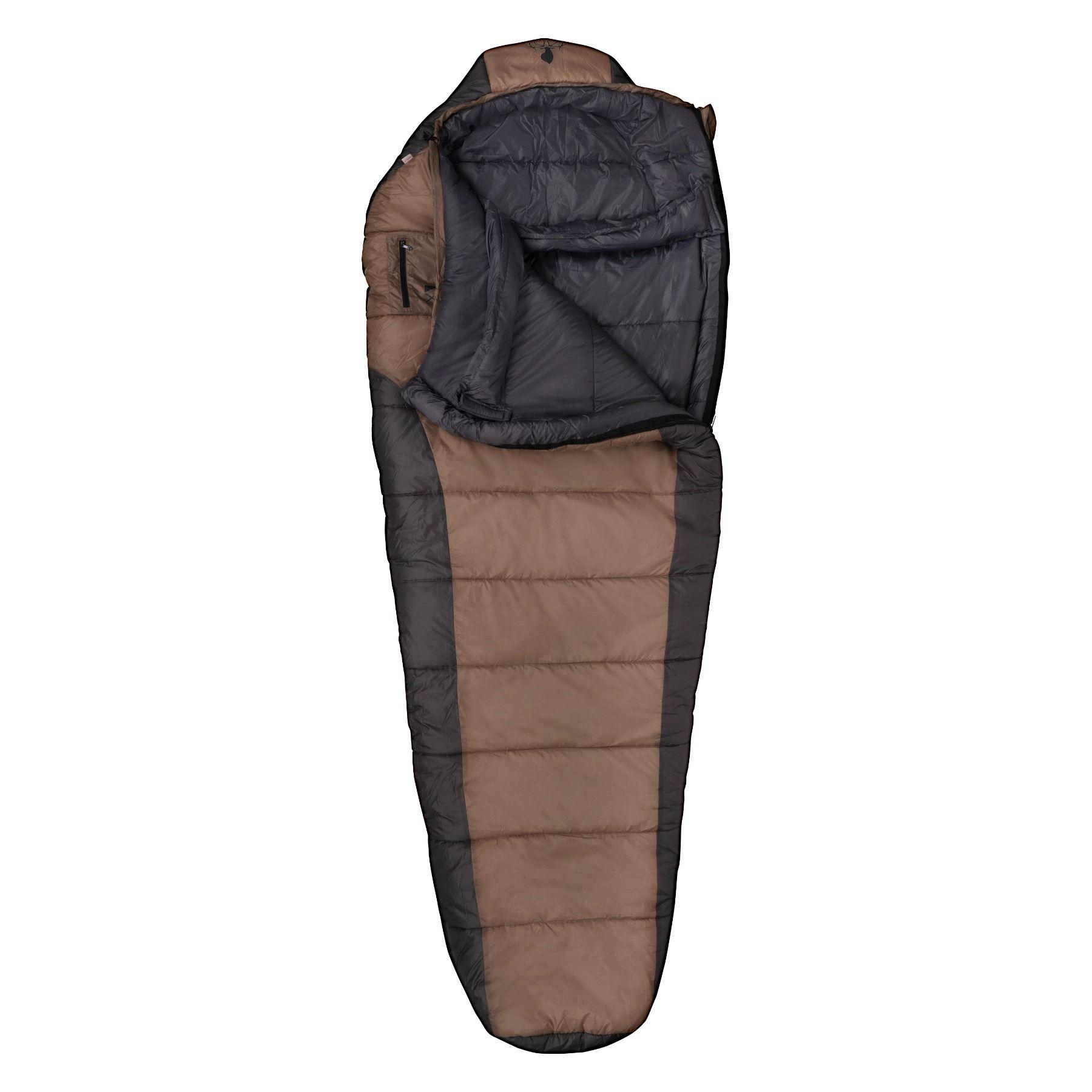 TheXKG Summit 0 Degree Mummy Bag from King's Camo
