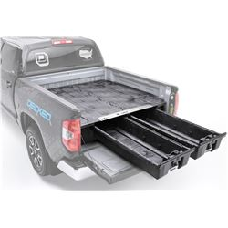 "DECKED IN-VEHICLE STORAGE SYSTEM 78"" X 39"" X 23"" 205-240 LBS (100% FULLY DONATED) DECKED, LLC"