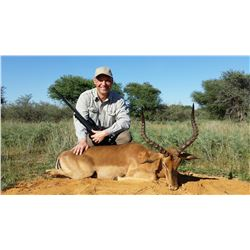 5 - DAY HUNT FOR 2 HUNTERS IN SOUTH AFRICA FOR DUIKER, STEENBOK, IMPALA, WARTHOG, BABOON AND JACKAL