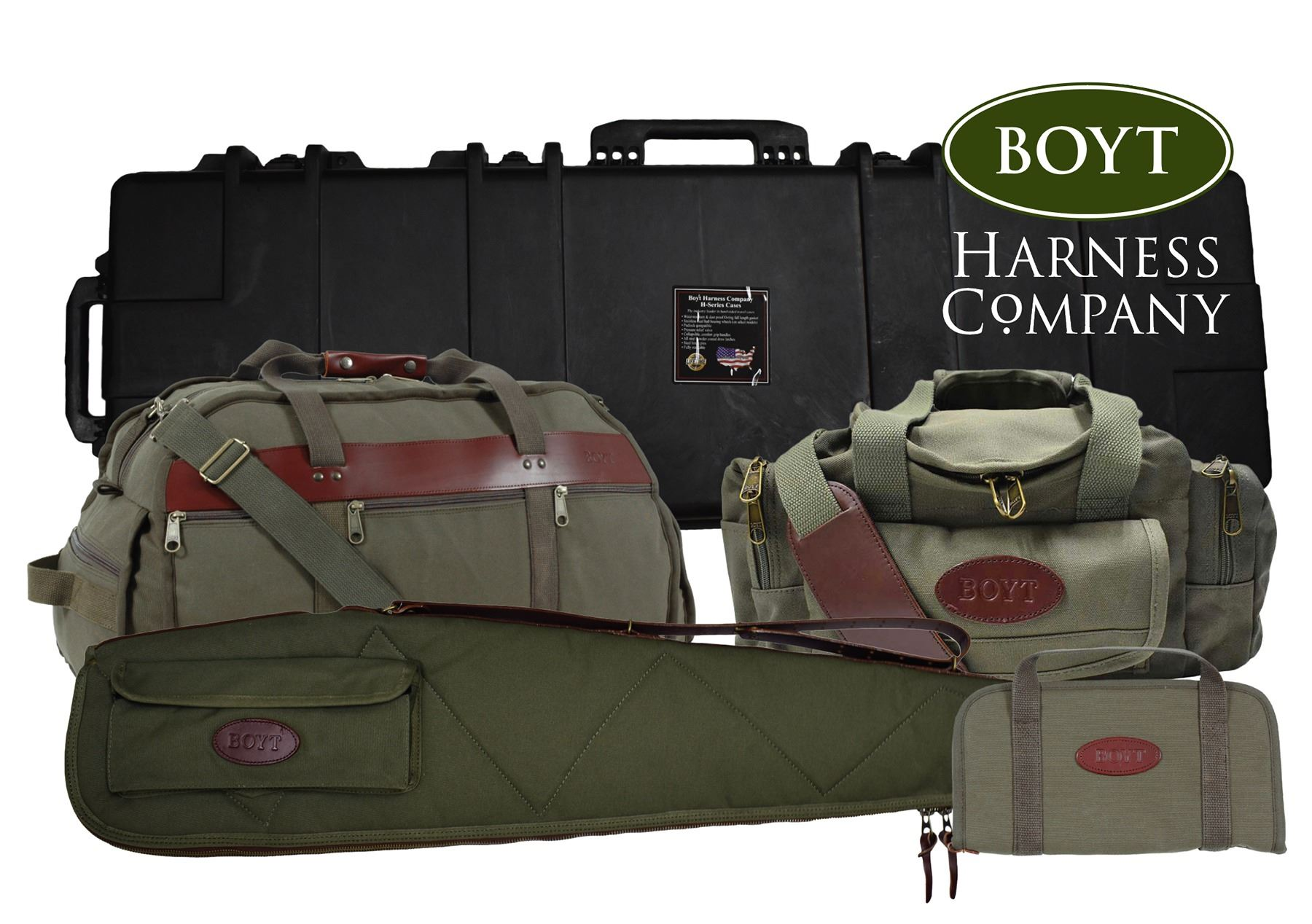 BOYT HARNESS COMPANY – HUNTERS PACKAGE (100% FULLY DONATION) BOYT HARNESS