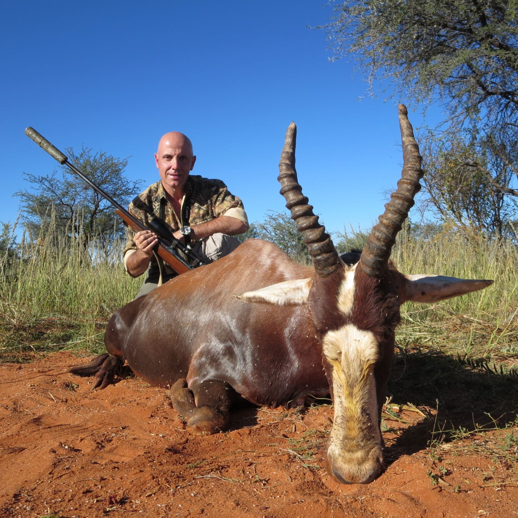 10 - DAY HUNT FOR 1 HUNTER IN SOUTH AFRICA (Trophy Fees Credit of $1,000) THORMAHLEN & COCHRAN SAFAR