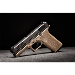 P80® PISTOL - PFS9™ (9MM) (100% FULLY DONATED) POLYMER80