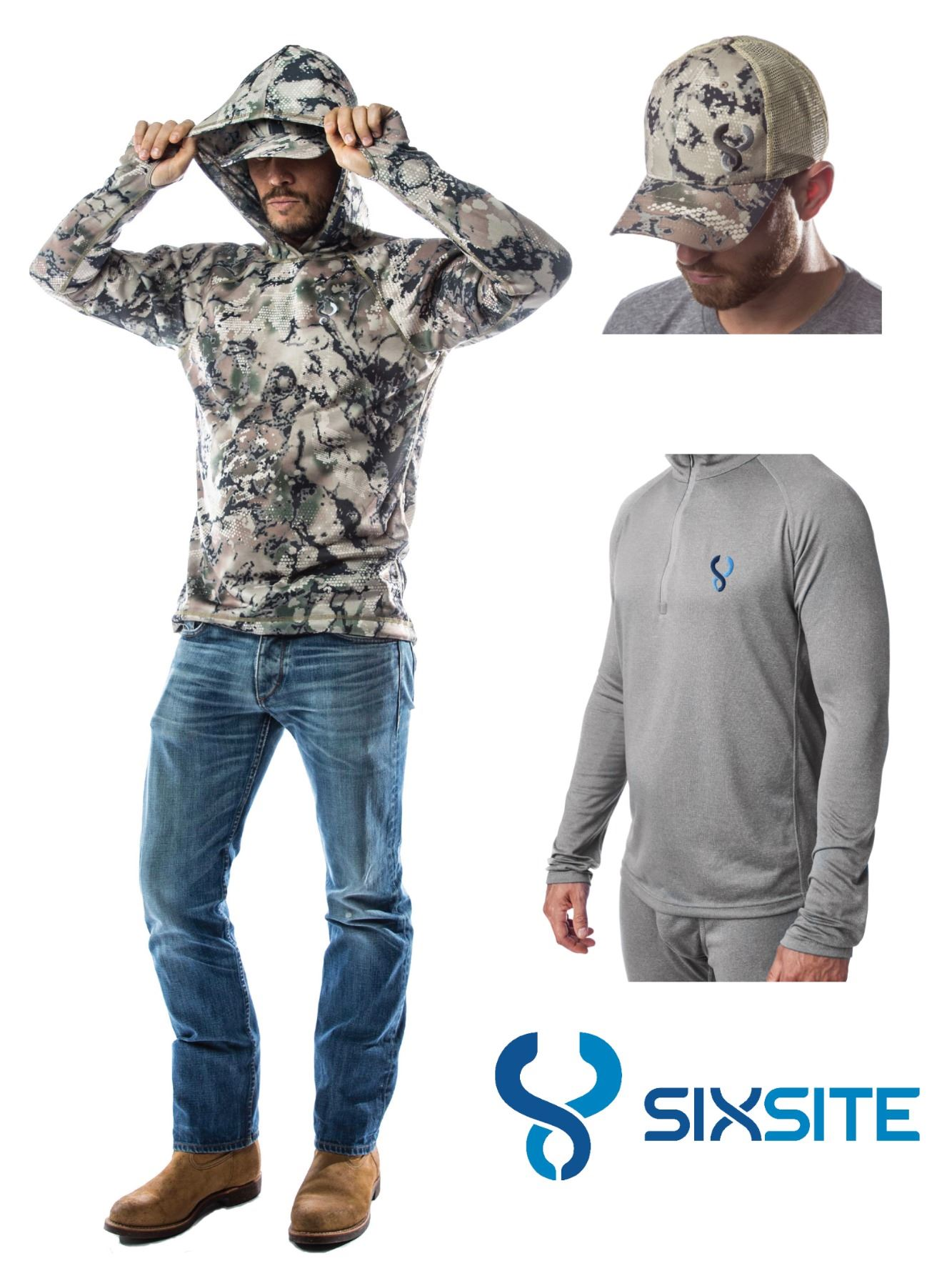 SIXSITE HEAD TO TOE CLOTHING PACKAGE (100% FULLY DONATED) SIXSITE