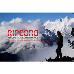 ANNUAL PROGRAM FOR 1 FAMILY - MEDICAL & SECURITY (100% FULLY DONATED)  RIPCORD RESCUE TRAVEL INSURAN