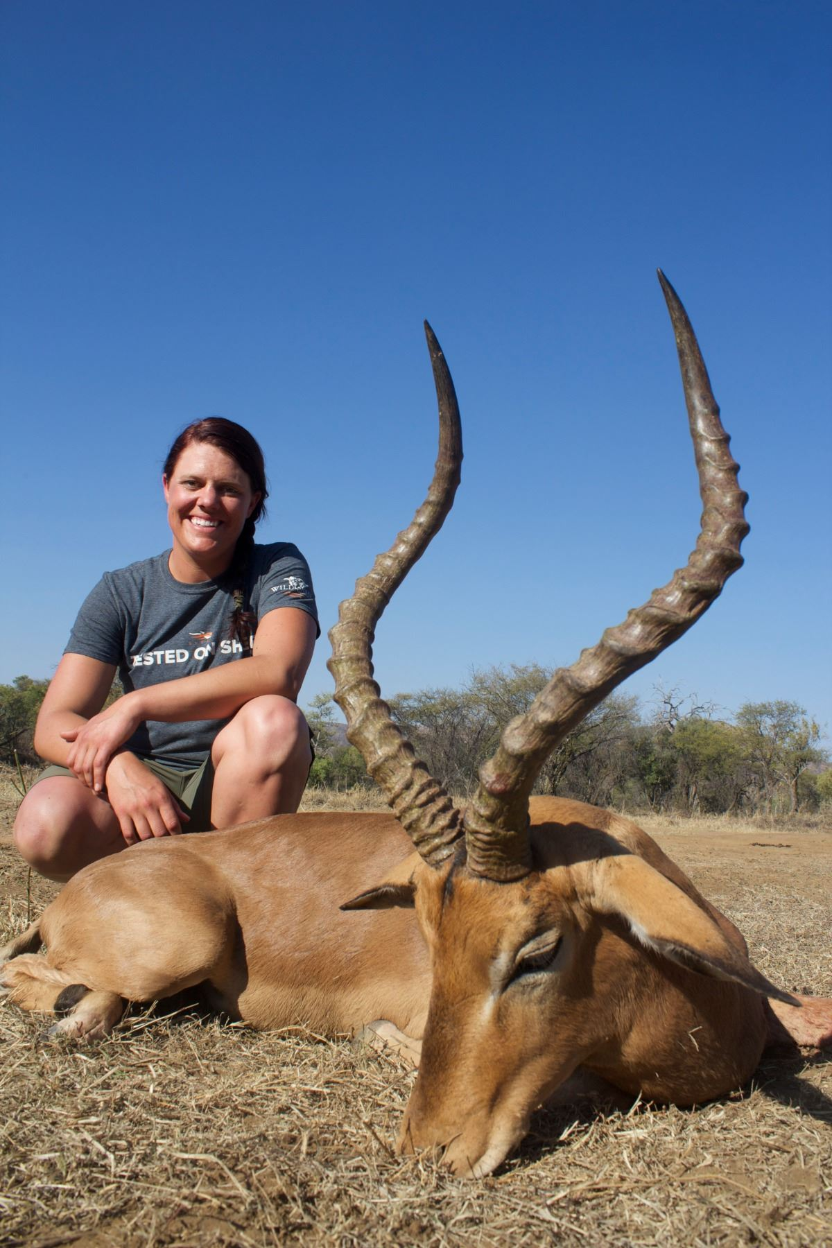 7 - DAY LADIES SOUTH AFRICA HUNT, FOR 4 HUNTERS (100% FULLY DONATED)  NUMZAAN SAFARIS