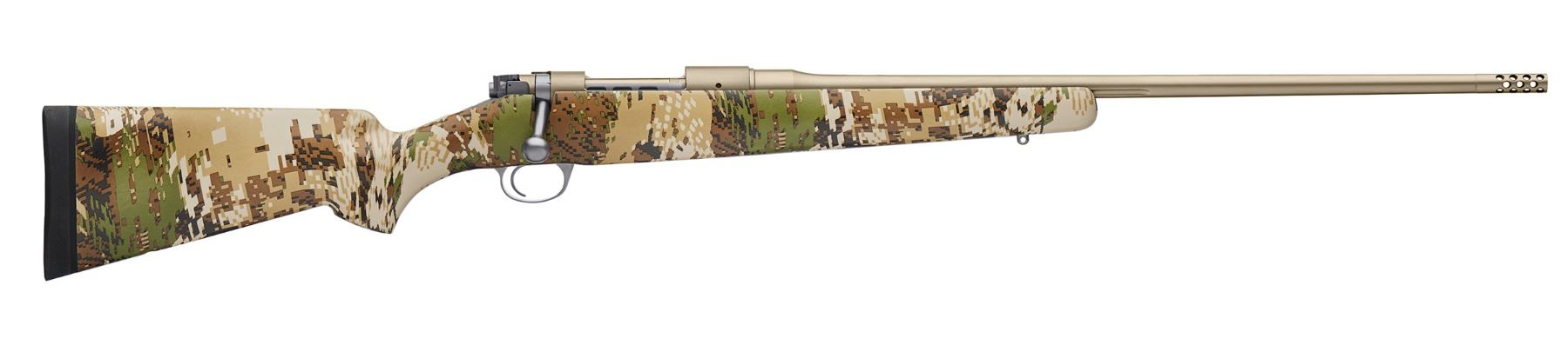 KIMBER 84M MOUNTAIN ASCENT RIFLE 6.5 CREEDMOOR  KIMBER BOOTH# 1305 FRIENDS OF WSF