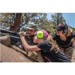 2-DAY TITUS RANCH WOMEN'S SHOOTING RETREAT FOR 4 WOMEN – FILMED FOR THE PURSUE THE WILD DIGITAL TV S