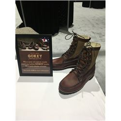 Custom Made GoKey Boots-may exchange for size and style