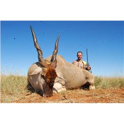 JANNIE OTTO SAFARIS 7-Day Spiral Horn Hunt for 2-Hunters in the Limpopo and Eastern Cape Provinces