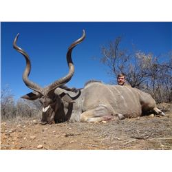 OKATJERU HUNTING SAFARIS NAMIBIA 7-Day Multi-Specie Namibian Trip for 1 Hunter and 1 Observer