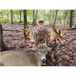 GSELL'S WHITETAILS 4 Day Whitetail Deer Hunt for 1 Hunter in Pennsylvania