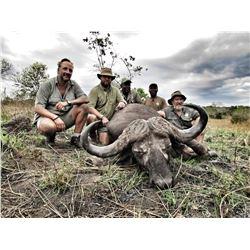 HERITAGE SAFARIS 9-Day Buffalo Hunting Safari for 1-Hunter in The Selous Game Reserve, Tanzania for