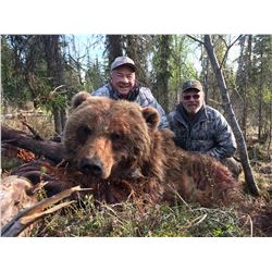 RWS GUIDE SERVICE 1x1 Guided 10-Day Alaska Brown Bear Hunt