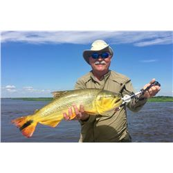 EXCITING OUTDOORS 5-day Argentina Cast & Blast (Dove Shooting & Golden Dorado Fishing) for 6 Hunters