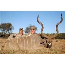 MOUNT CARMEL SAFARIS 7-Day Northern Cape Hunt for 3 Hunters with Choice of Any 2 Animals: Springbuck