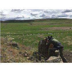 Alberta - Long Range Shooting Course - Call Sign 66