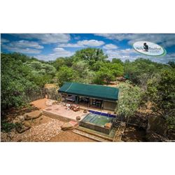 Phillip Bronkhorst Safaris – Two Hunters and Two Observers with $3500 Credit