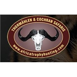 Two 8-Day Thormahlen & Cochran Safari for 1 hunter and 1 observer in South Africa