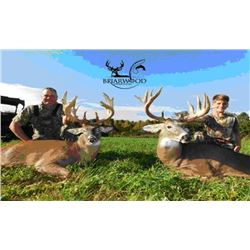 FIVE STAR OHIO WHITETAIL HUNTER FOR TWO HUNTERS