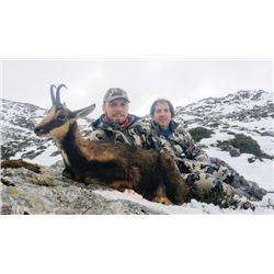 WED-02 Cantabrian Chamois Hunt, Spain