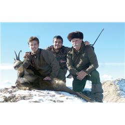 WED-08 Pyrenean Chamois Hunt, Spain
