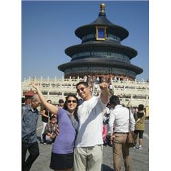 THD-15 China V.I.P. Vacation For Two