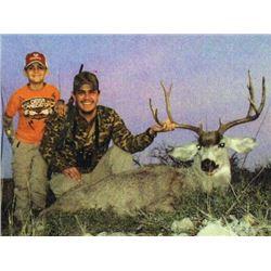 THD-20 Mule Deer Hunt, Mexico
