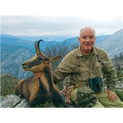 FB-12 Pyrenean or Cantabrian Chamois Hunt, Spain