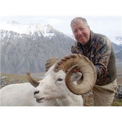 FB-23 Dall Sheep Hunt, Alaska
