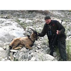 FB-24 Kri-Kri (Hybrid) Ibex Hunt, Macedonia