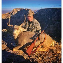#SA-13 Ugly Buck Hunt, Texas
