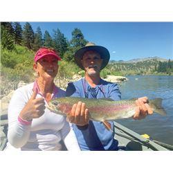 SA-20 Guided Fly Fishing Trip for TWO Anglers, Montana