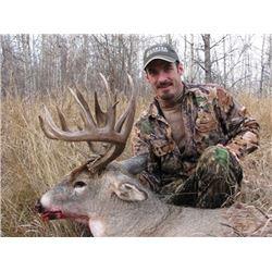 SA-36 Whitetail Deer Hunt, Alberta