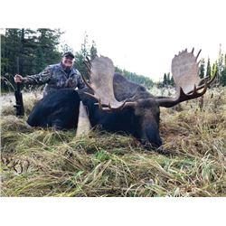SA-38 Canada Moose Hunt, Alberta