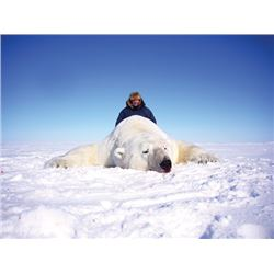 SB-20 Polar Bear Hunt, Nunavut