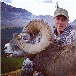SB-21 Bighorn Hunt, Alberta