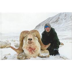 SB-25 Matisoni Argali Hunt, Tajikistan